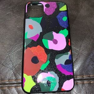 KATE SPADE IPhone 11 MAX Floral collage case